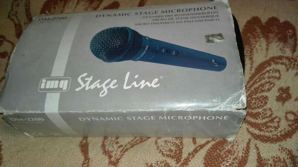 Microfon Stage Line