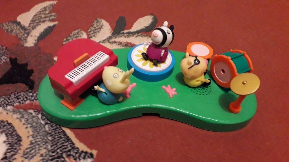 Loc de joaca muzical Peppa pig