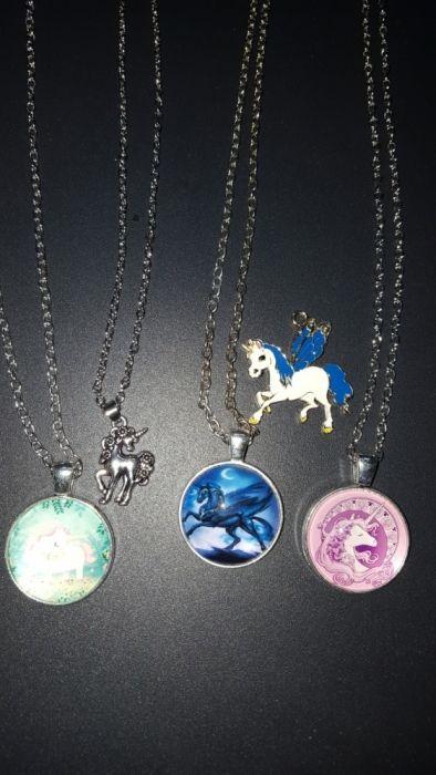 Amulete unicorni
