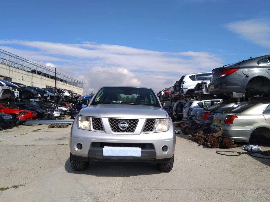 На части Нисан Патфайндър 2,5 дизел 2005г. Nissan Pathfinder
