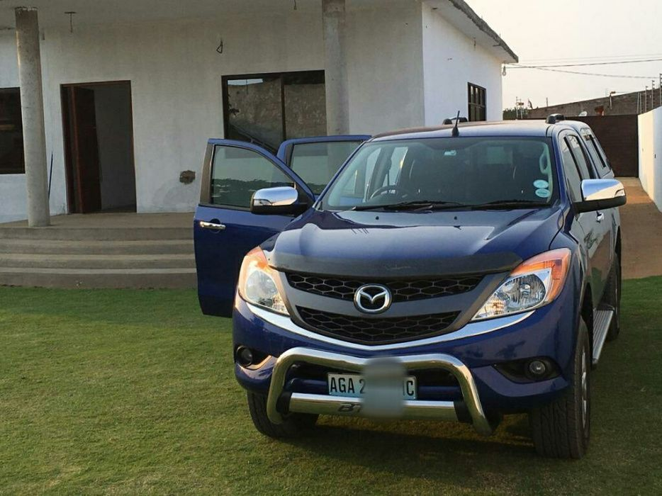 Vendo Mazda BT manual