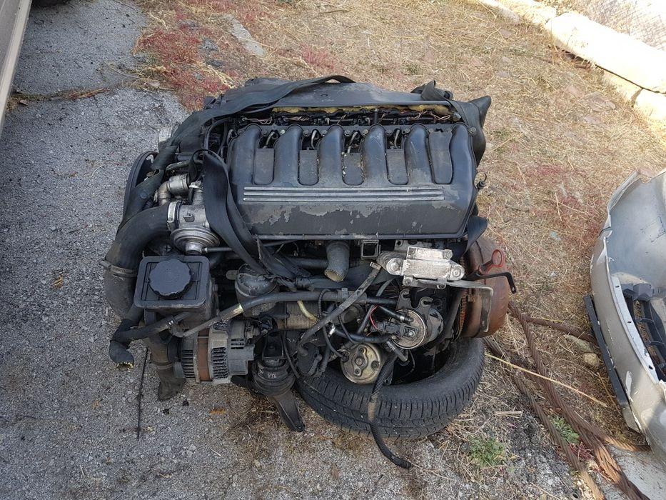 двигател бмв м57 от е39 530д