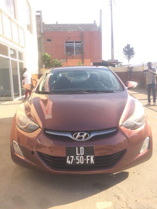 Hyundai Elantra full option