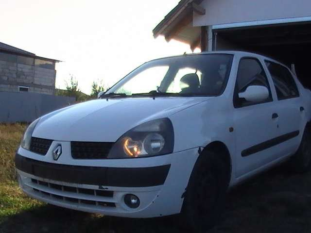 portiere renault clio 2 symbol an 2004 1.4