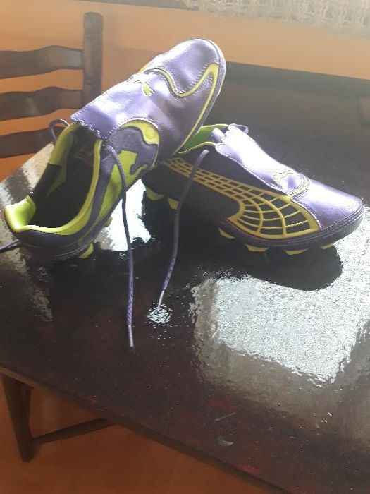 Puma футболни обувки v.10