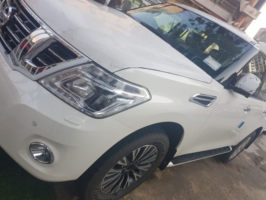 Nissan Patrol Platinum V8 Zero km por 29.000.000Kz