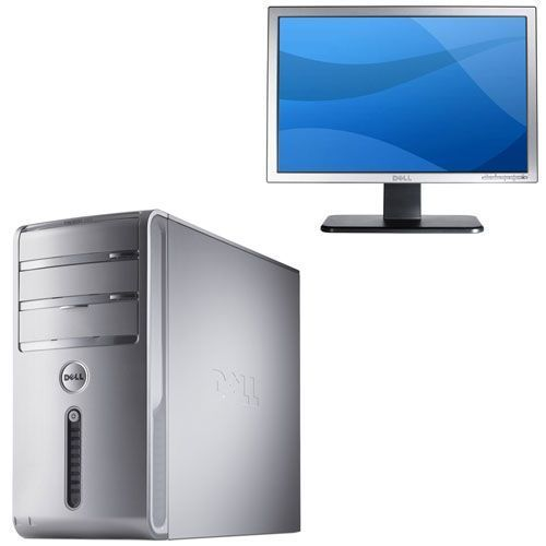 Sistem PC Dell Inspiron 531 AMD + Monitor LCD Dell SE198WFP 19""