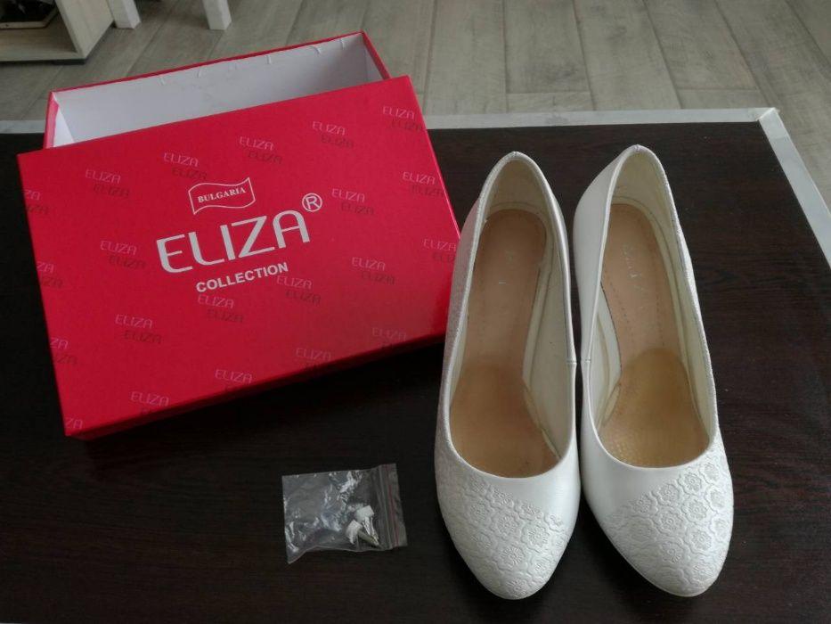 Дамски булченски обувки
