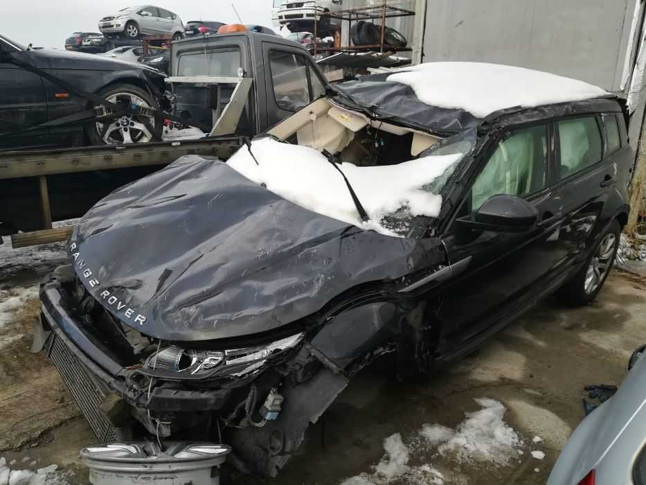 Dezmembrari Range Rover Evoque 2015 2.0D 4x4 automat TotalDez