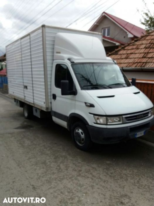 Iveco Daily 35C14, an fabricatie 2006
