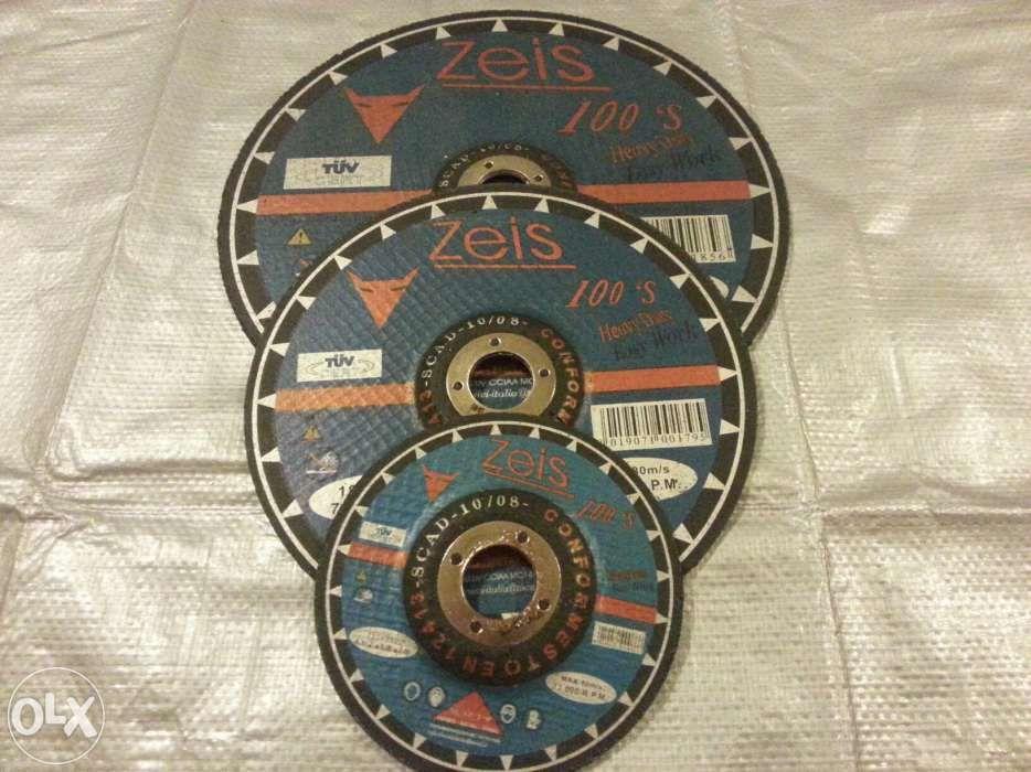 Discuri flex pentru tăiat metal o115 / o180 / o230 -ZEIS - ITALIA