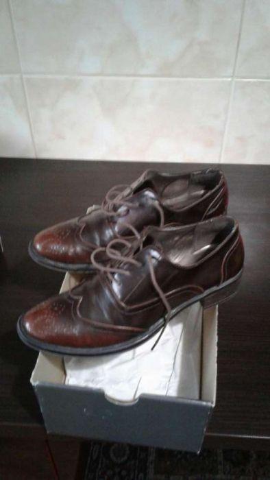 Pantofi piele mas 40