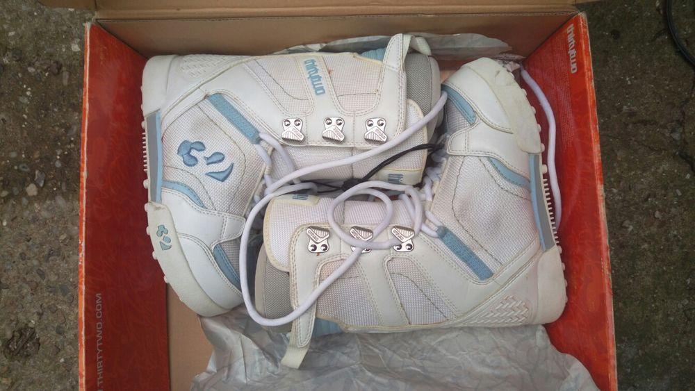 Buti boots snowboard thirtytwo 32 masura 36.5