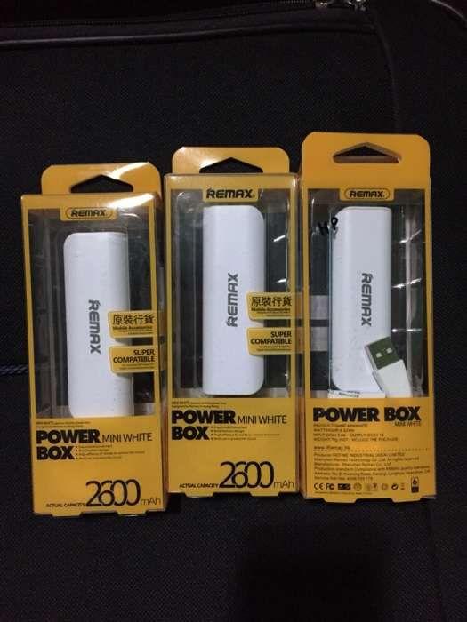 Bateria externa - power bank
