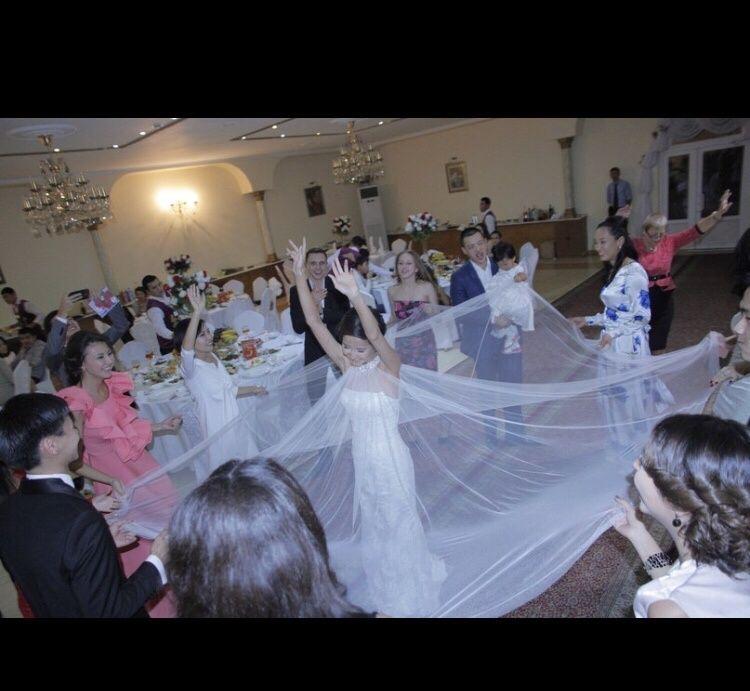 Невероятно красивое и нежное свадебное платье