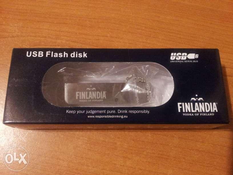 Flash Drive/Memory Stick USB 4GB Finlandia Vodka Nou