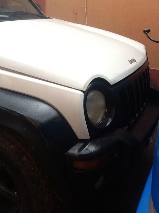 Jeep Grand Cherock