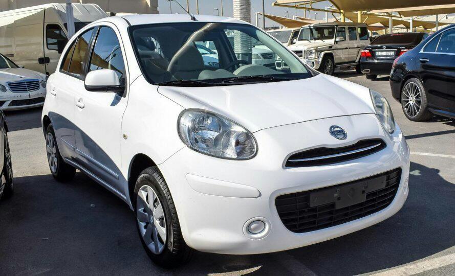Nissan Micra Viana - imagem 1