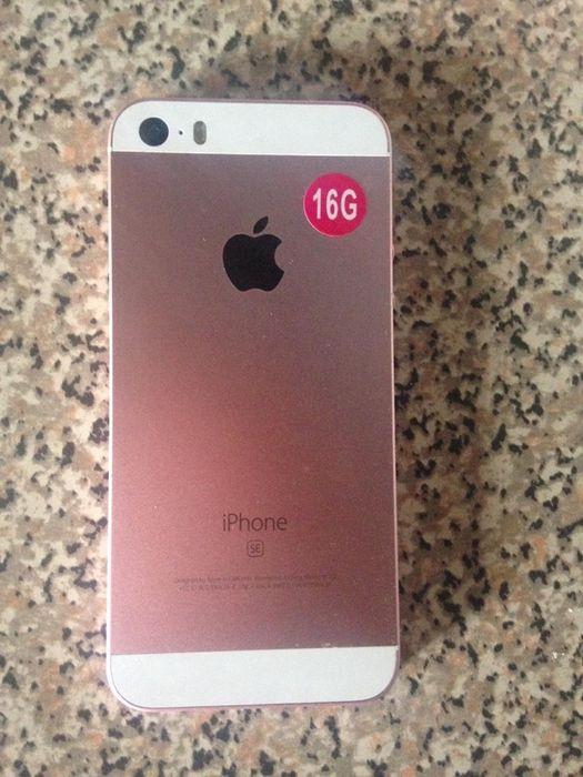 Iphone SE novo fora da caixa 16 gb