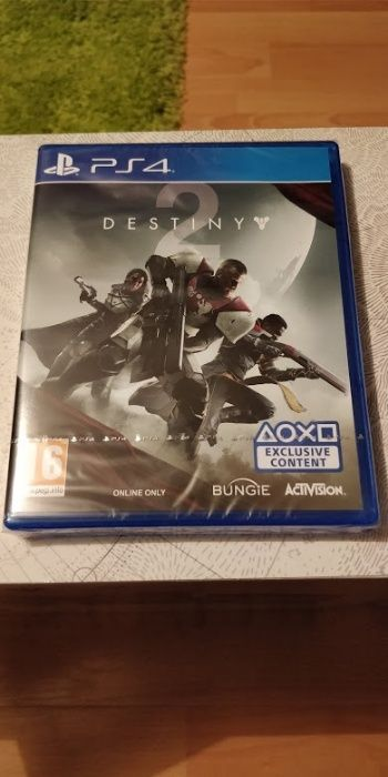 Destiny 2 + Expansion (Season) Pass PS4 SIGILAT