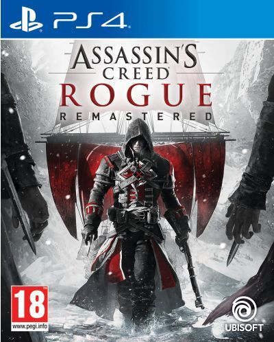 Assassin's Creed Rogue Remastered / PS4 / Игра / Нова / Playstation4