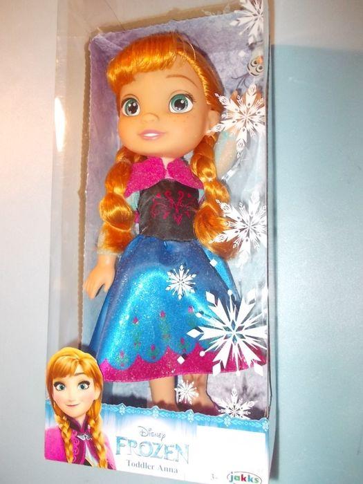 Papusa Anna de cca 40 cm - originala Disney