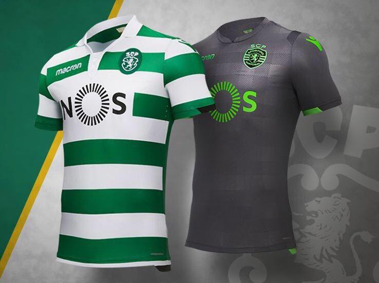 Sporting New kit 18/19