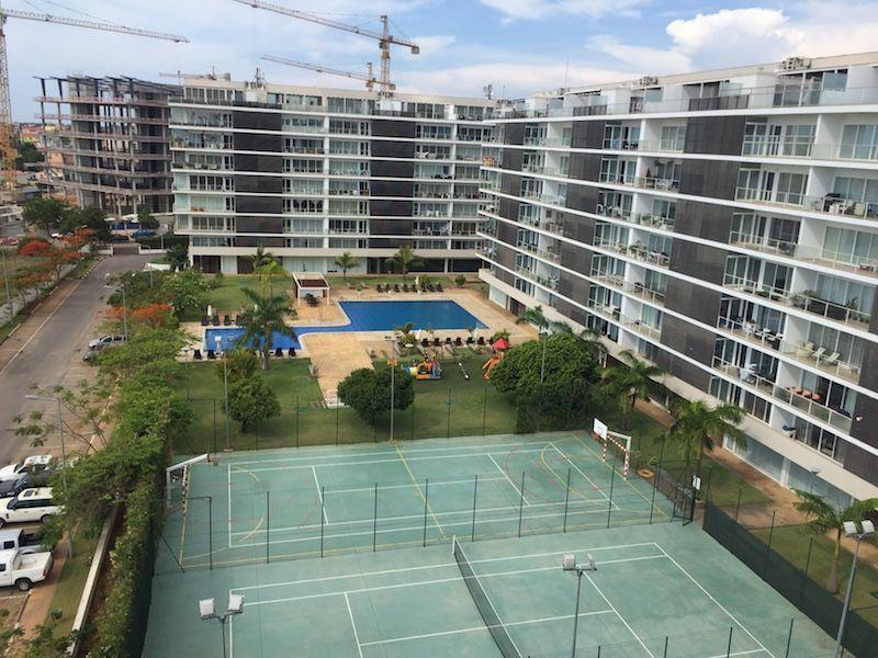 Arrenda-se Apartamento T4 Duplex Em Talatona