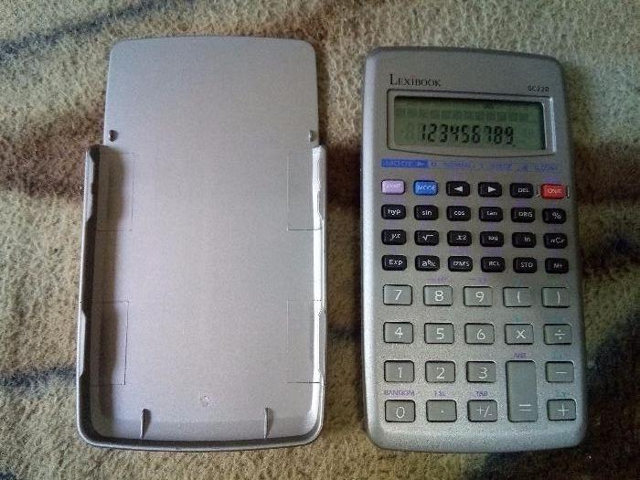 Calculator stiintific Lexibook SC220