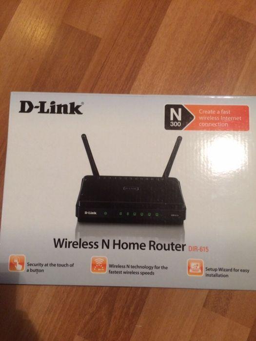 Se vinde router D-Link DIR 615