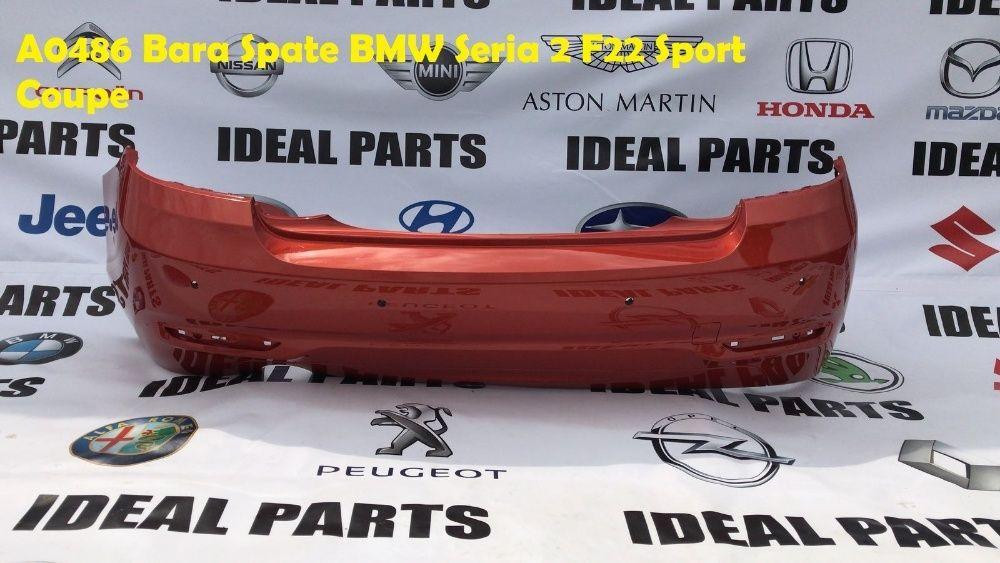 Bara Spate BMW Seria 2 Coupe/Cabrio ( F22/F23 ) An 2014,2015+