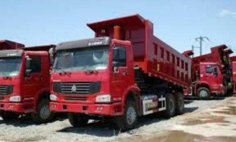Camião ford