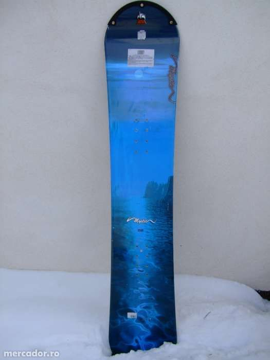 REDUCERI Placa Snowboard NOUA Made in Italy