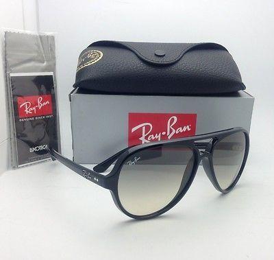 Ochelari de soare Ray Ban RB 4125 CATS5000 601.32 ALBASTRU DEGRADE