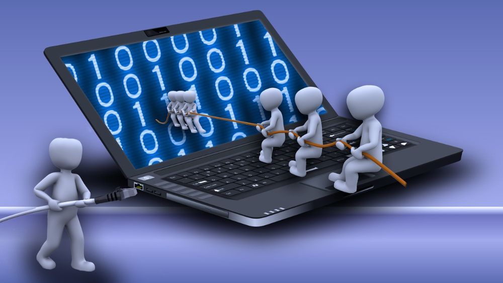 Instalare calculator si depanare software - Windows, Office, Linux