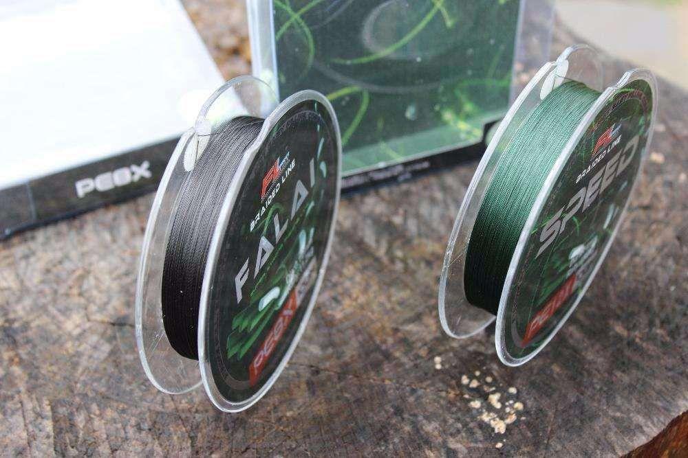 Fir textil Semiteflonat Falai Tackle Impletit in 8 fire sau 12 Fire
