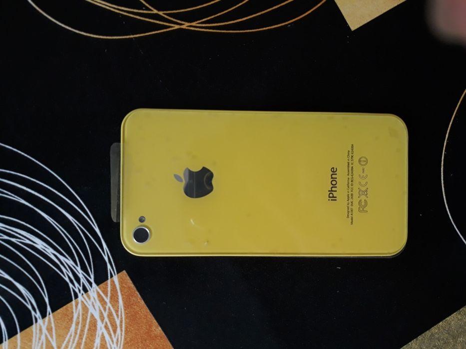 Задняя крышка на iPhone 4, 4g