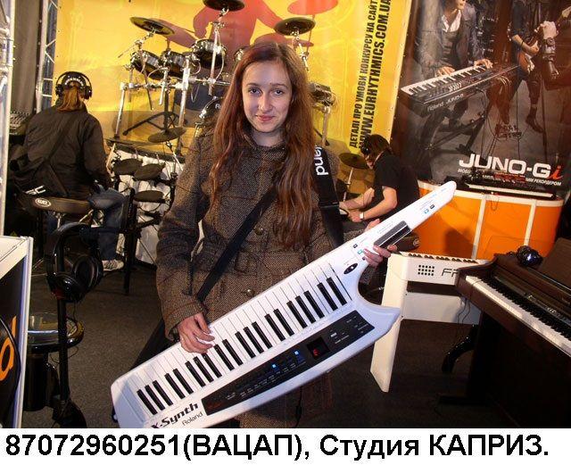 аренда-продажа наплечный синтезатор Roland AX -1 (370)