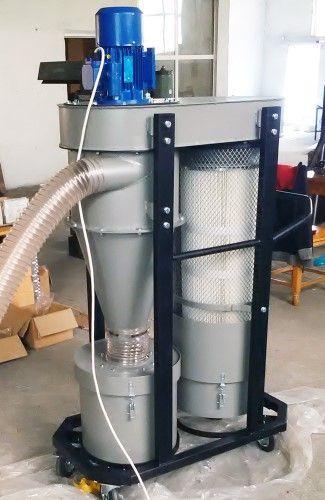 Индустриална мобилна прахоулавяща система Miha-Vac MDS Q315