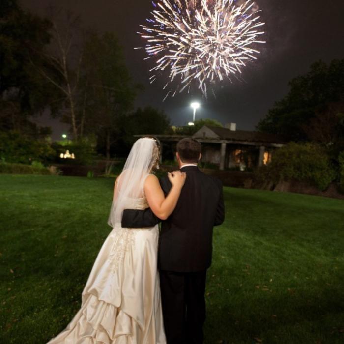 OFERTA Artificii Exterior Nunta Baia Mare Maramures