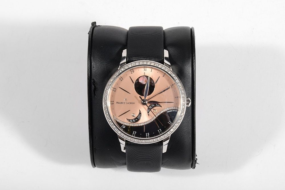 Дамски часовник Maurice Lacroix Starside Eternal Moon Diamonds