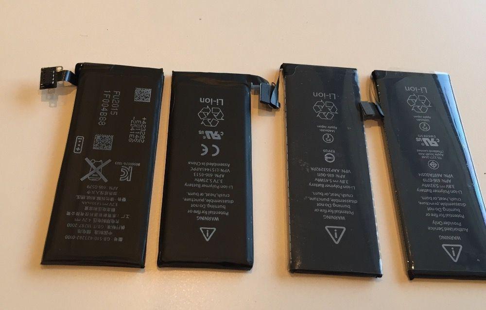 Acumulator iPhone 4 5 6 7 8 Baterie Produs Nou sau Swap Montaj pe LOC