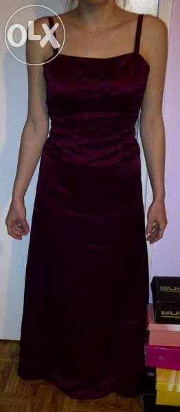Маркова Абитуриентска (бална) рокля на Alfred Angelo