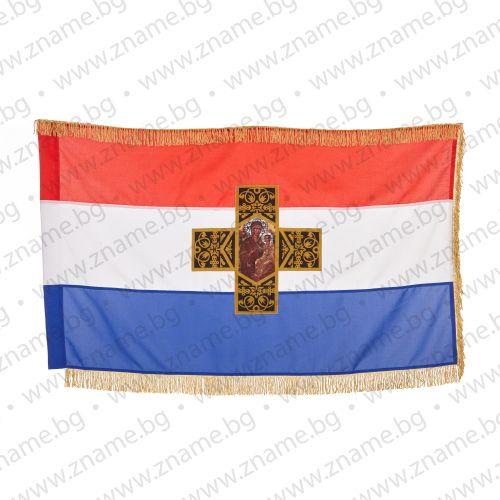 Самарско знаме - голямо шито знаме с две лица