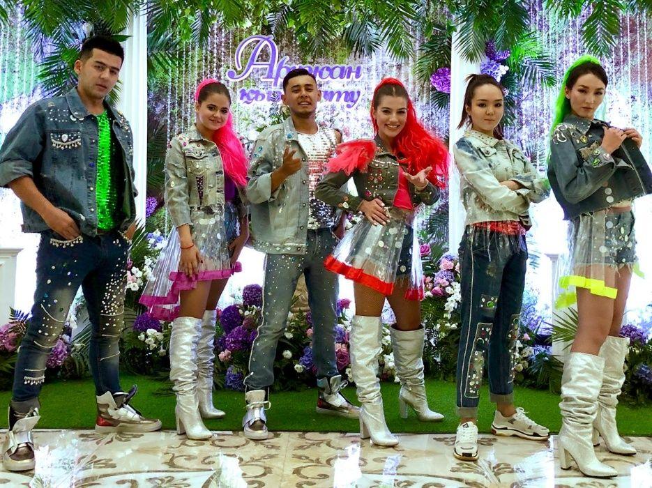 """Самое яркое Шоу """"Bollywood"""" от лучшего коллектива Казахстана"""
