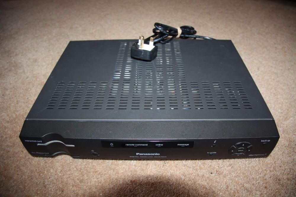 panasonic digital satellite receiver tu-dsb 20