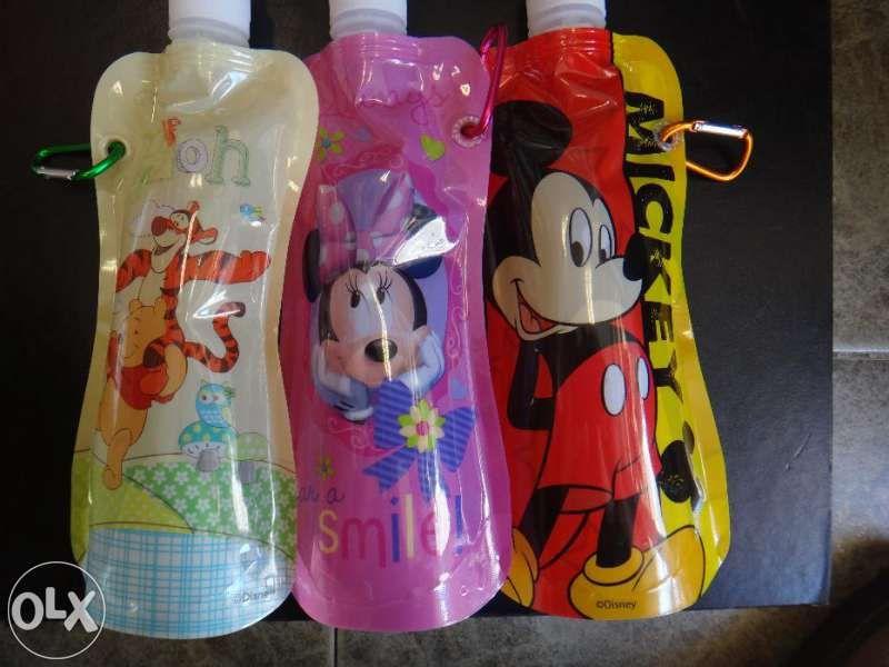 Сгъваема детска бутилка за вода гр. Пловдив - image 4
