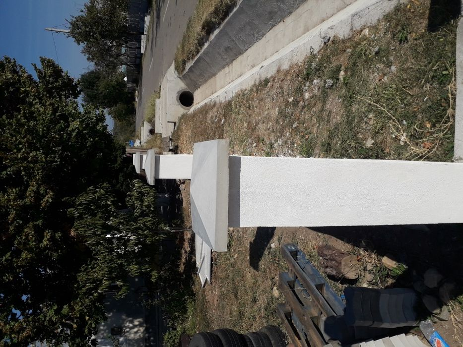 Capace stâlpi beton