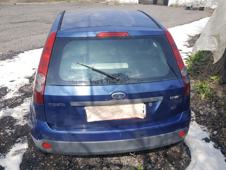 Haion Ford Fiesta, model 4 usi, an 2002-2008
