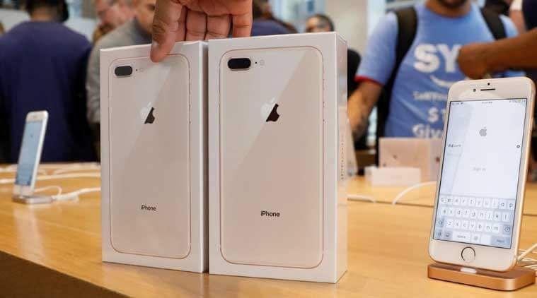 iPhone 8 plus 256gb - [ Dubai ]